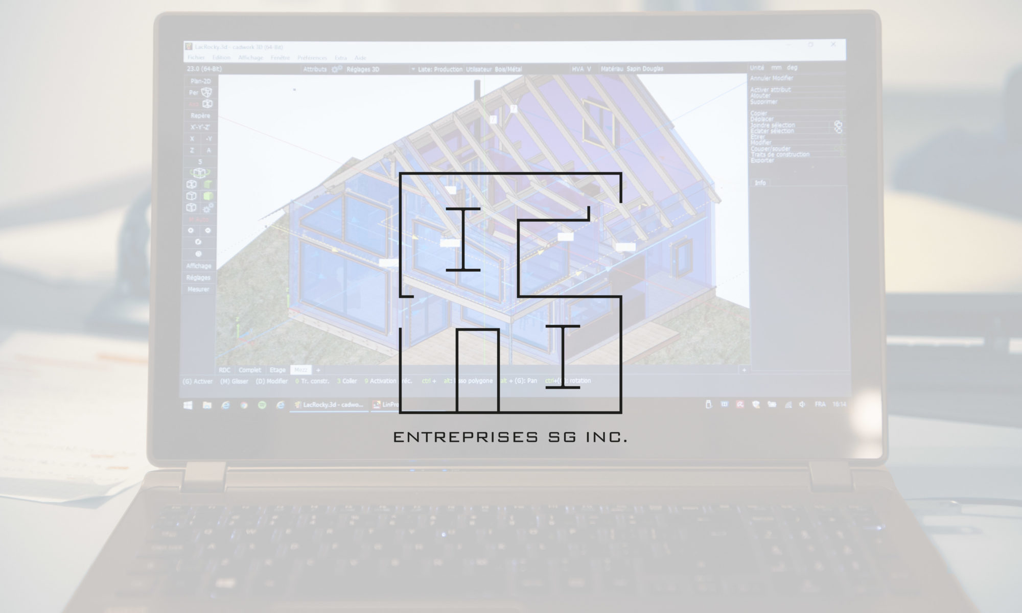 ICI Entreprises SG
